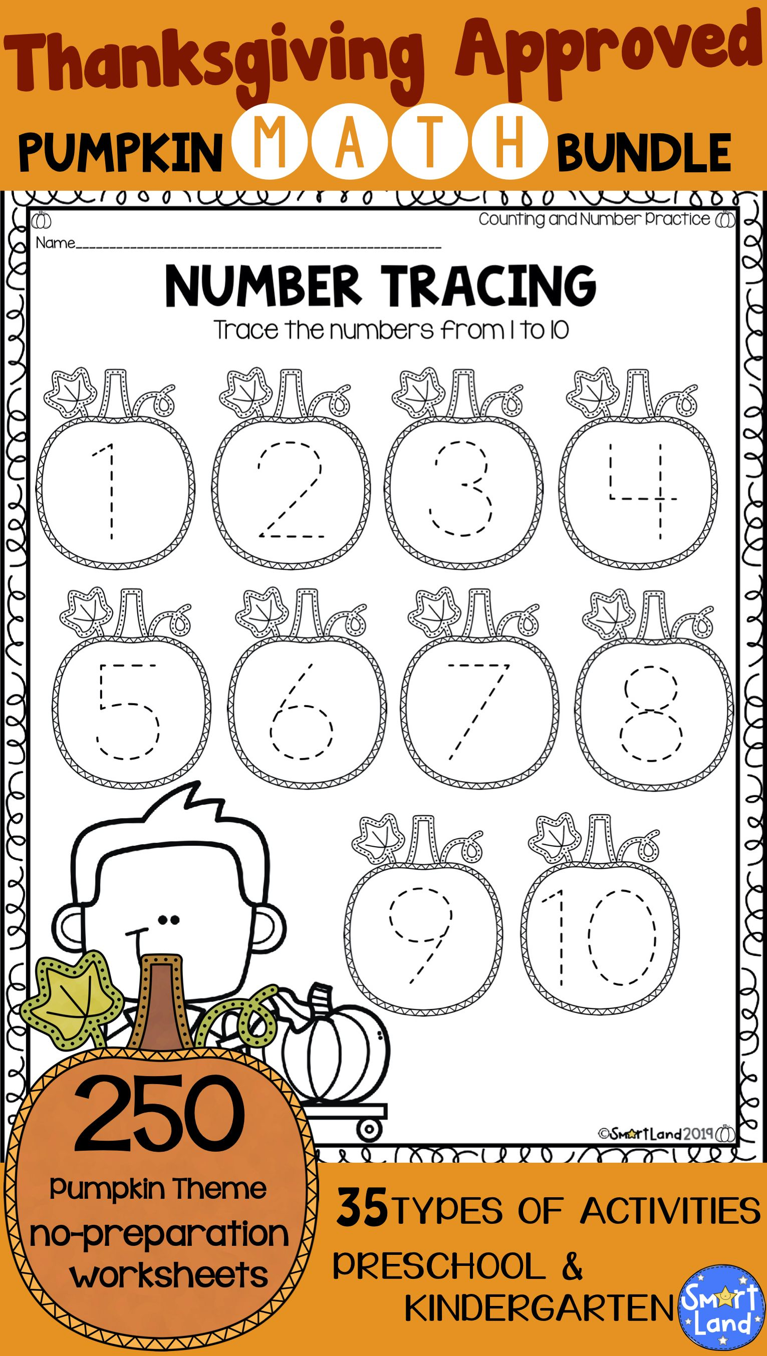 Math Practice Worksheets Numbers 1 10 With Images