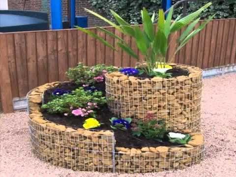 Como hacer jardines sobre troncos de arboles decorativos for Como tener un jardin en casa
