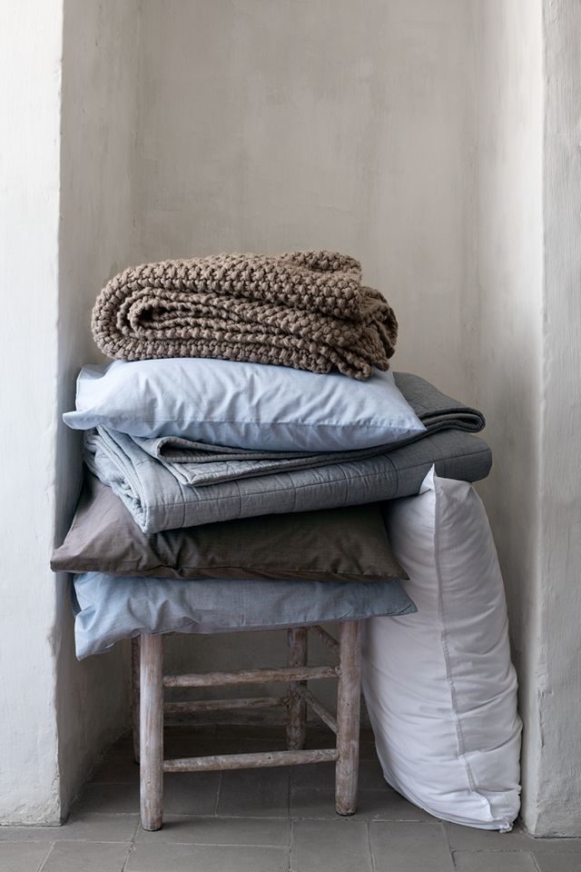 Check out our selection of high-quality essentials in soft materials.   H&M Home