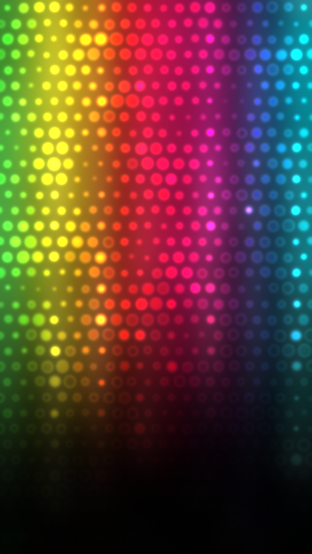 Rainbow Screen Abstract Iphone Wallpapers Mobile9
