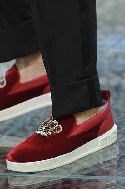 versace shoes men