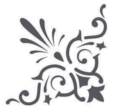 esquineros decorativos vector - Buscar con Google   Repujado ...