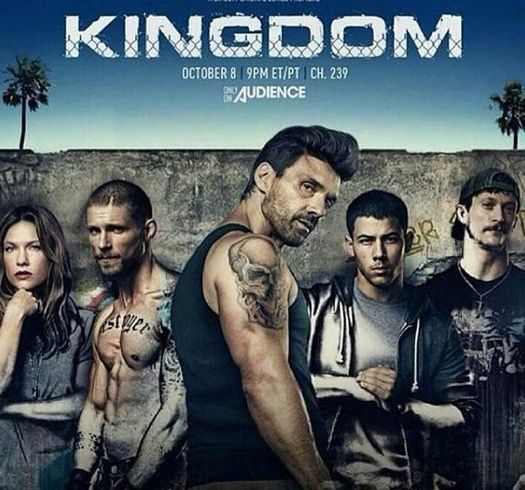 Kingdom On The Audience Channel Awesome Show Nick Jonas Kingdom Movie New Tv Series