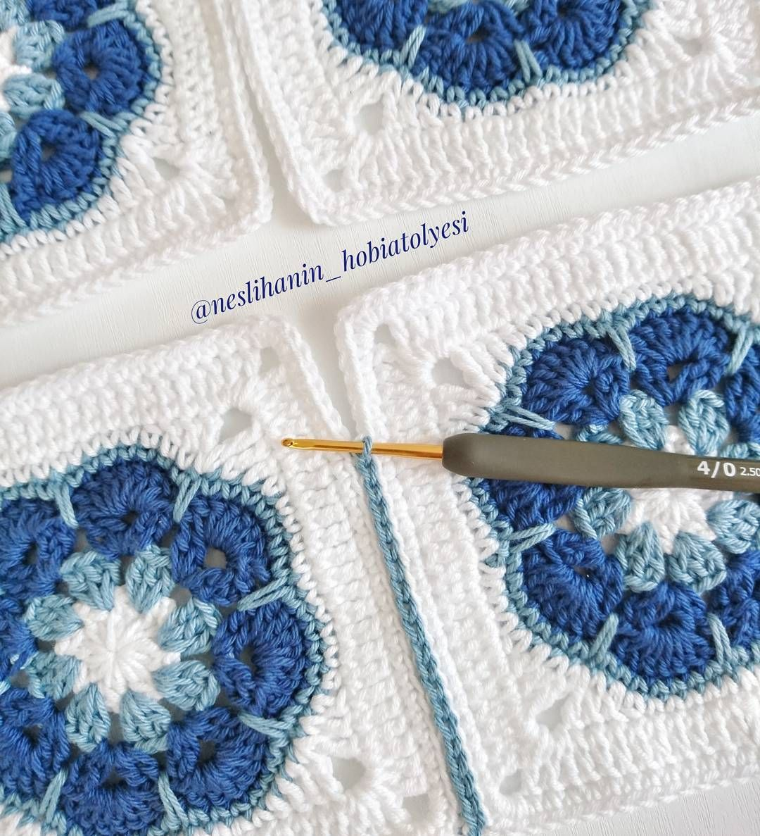 Pin de Genesis Paz en Crocheting | Pinterest | Cobija y Ganchillo