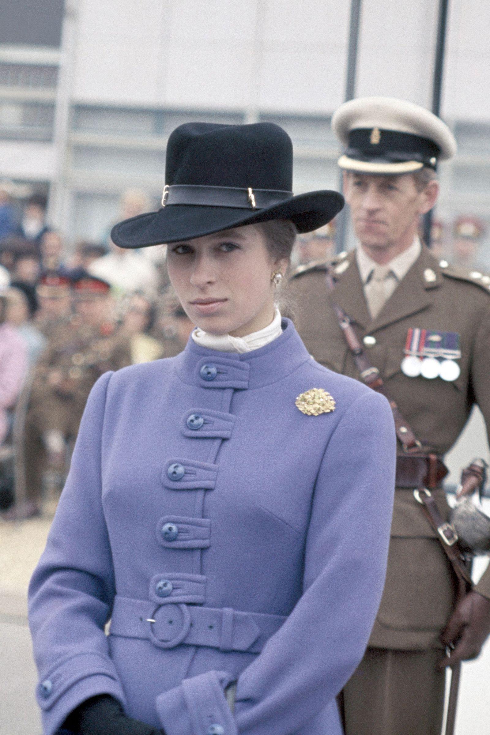 Princess Anne the unsung royal style icon Princess anne