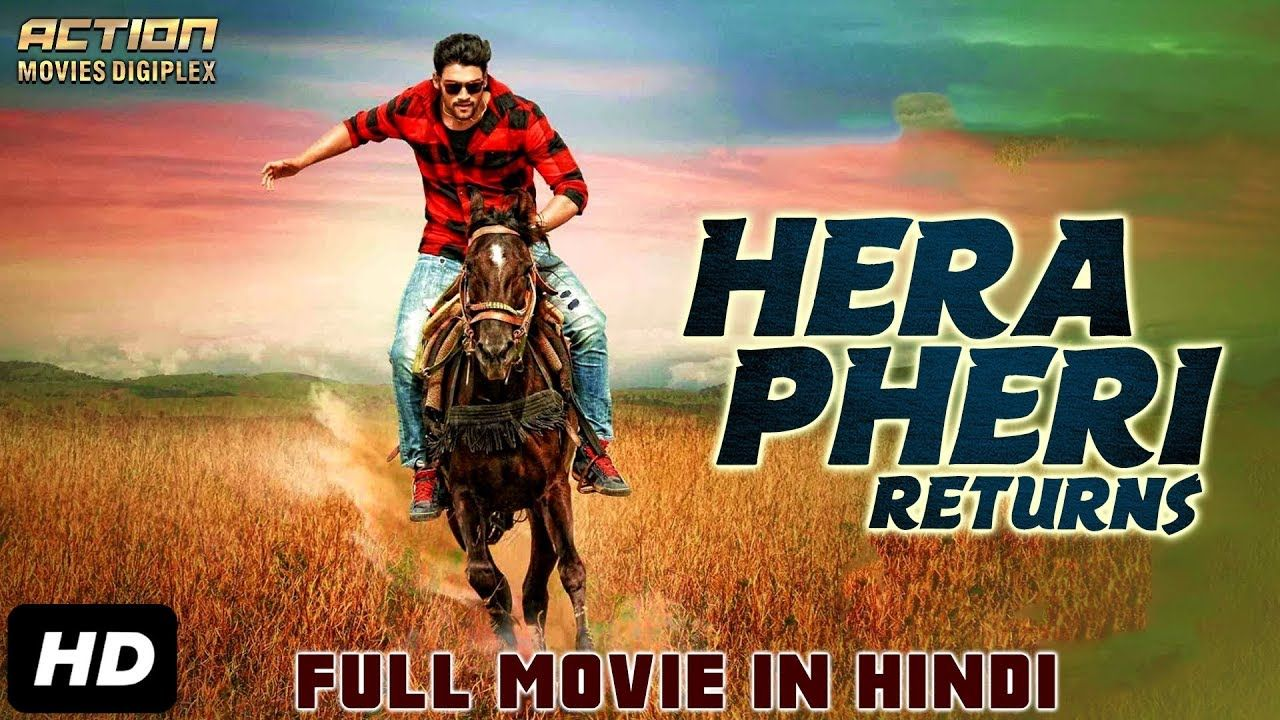 HERA PHERI RETURNS (2018) New Released Full Hindi Dubbed