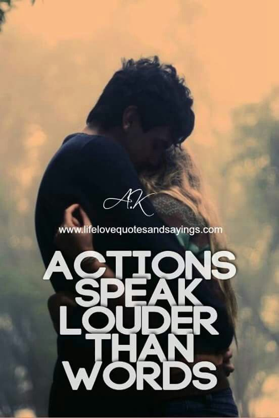 Actions can make or break you