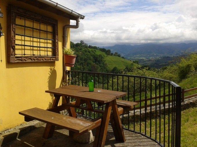 Vivienda Vacacional Casa De Arriba Casas Casas Rurales