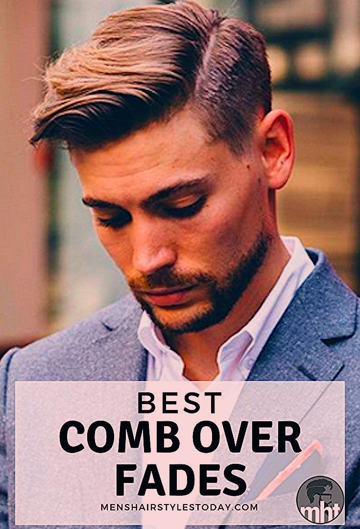 30 Best Comb Over Fade Haircuts (2020 Guide)