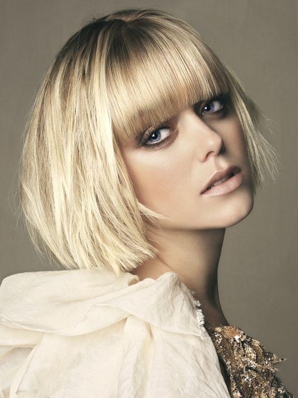 Tremendous 1000 Images About Blonde Bob Cut Cute On Pinterest Blonde Bob Short Hairstyles Gunalazisus
