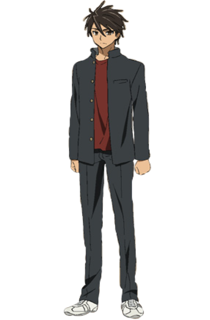 full body sketches takashi komuro Google Search Anime