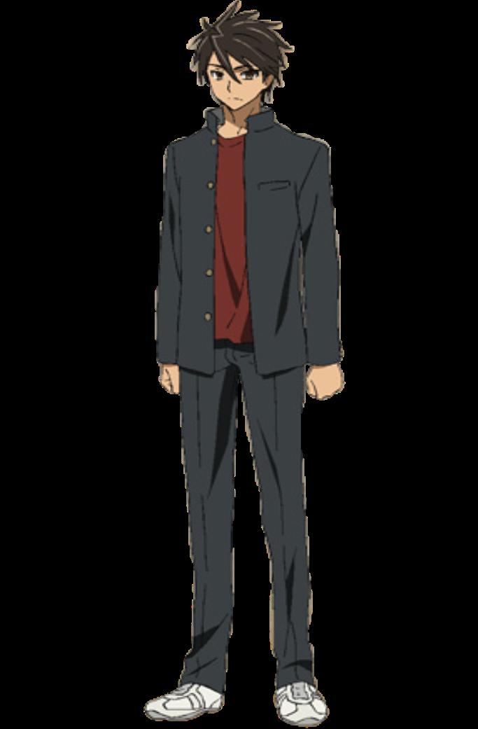full body sketches takashi komuro Google Search Anime