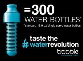 home | bobble | filtered water bottles | make water better