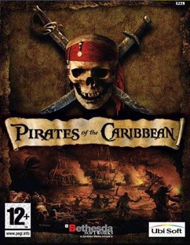 Pirates of the Caribbean video game cover.png Pirates