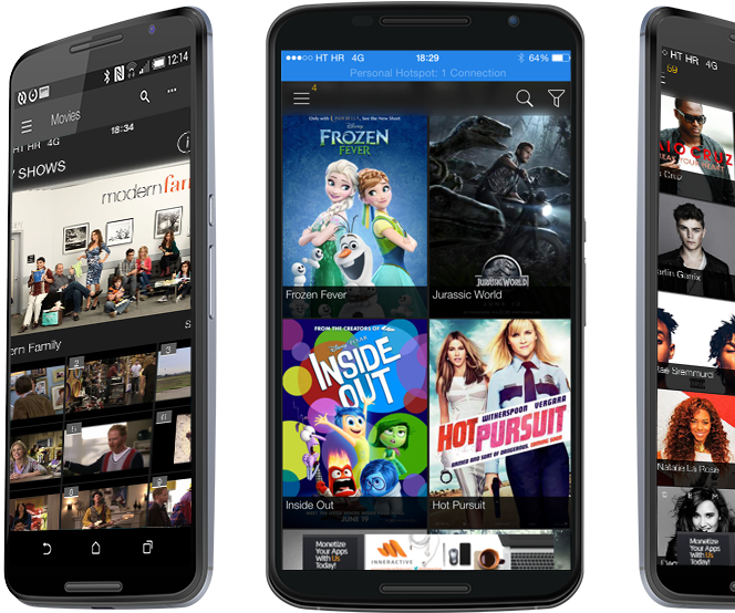apps to watch free movies and tv shows on ipad
