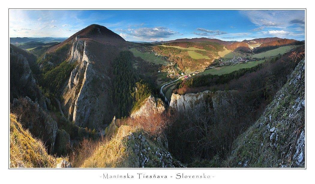 Manínska tiesňava, Považská Teplá, Považská Bystrica