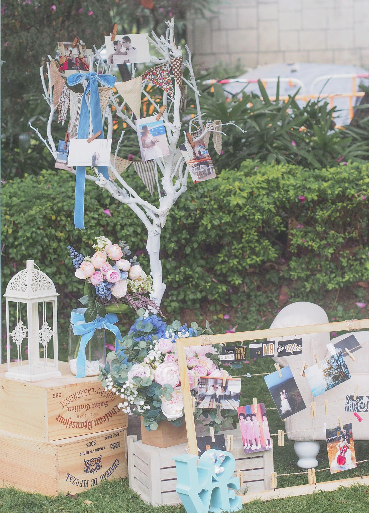 Wedding Decoration Venue Kowloon Park