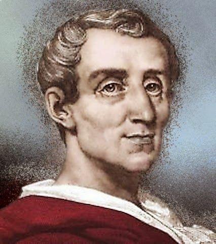 Como Montesquieu já dizia...