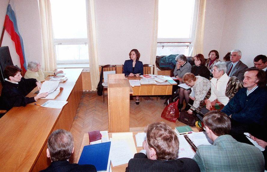 Rusia pide la prohibición nacional de los testigos de