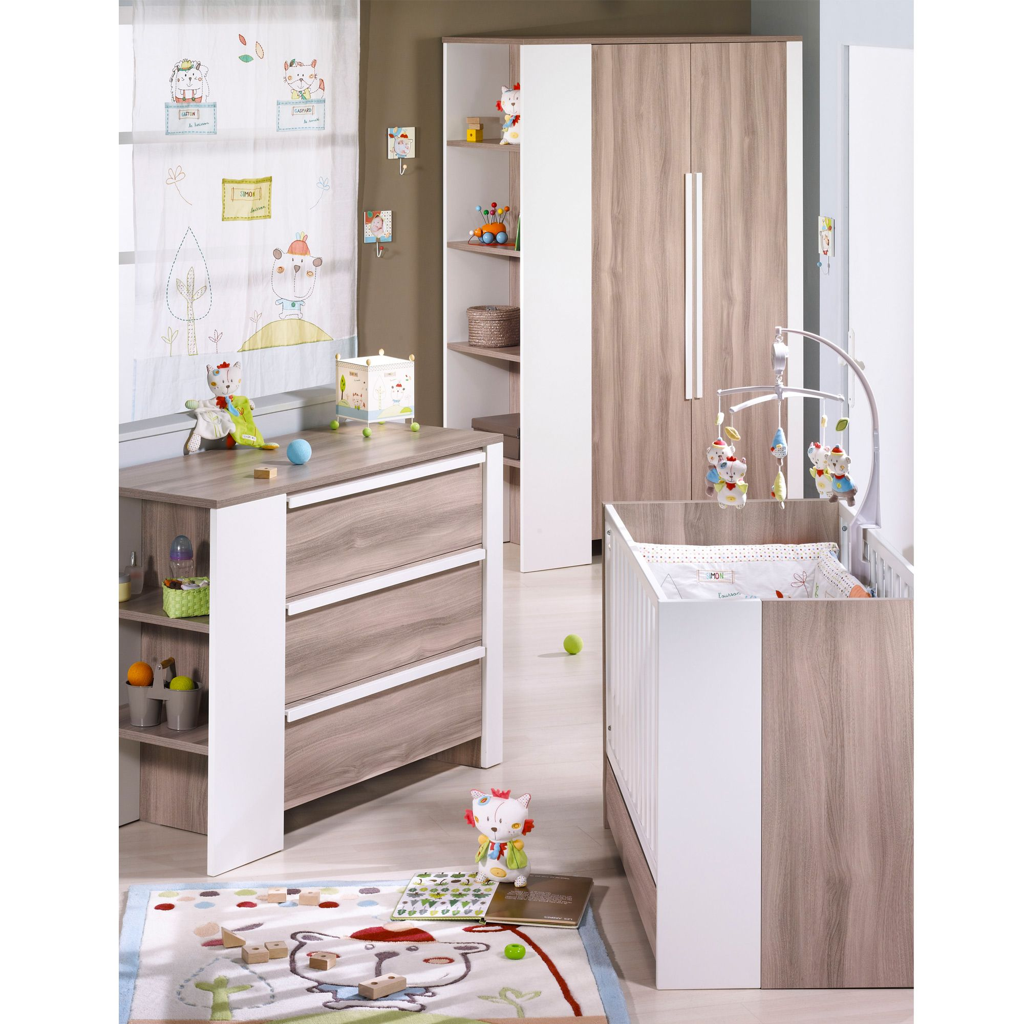 Chambre ma ko chambres contemporaines aubert special for Deco chambre contemporaine