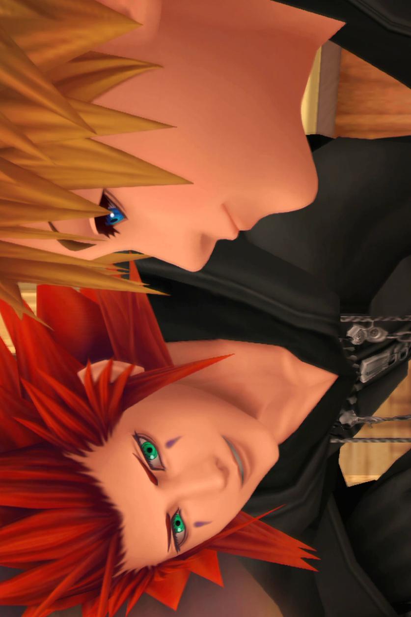 Kingdom Hearts In High Definition Kingdom Hearts Axel Kingdom Hearts Kingdom Hearts Art