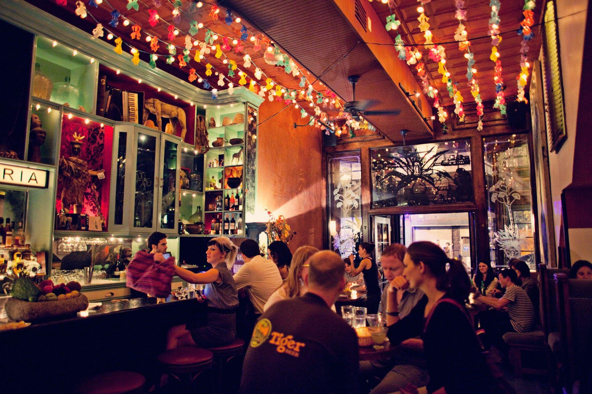 Image Result For Casa Mezcal Nyc Mexican Bar Mexican Restaurant Mexican Restaurant Decor