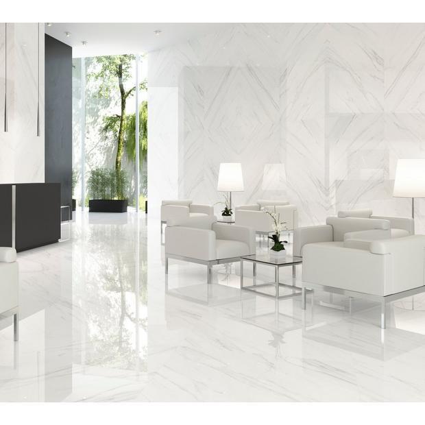 Vanglih Polished Porcelain Tile Tile Floor Living Room Marble Living Room Floor Living Room Tiles