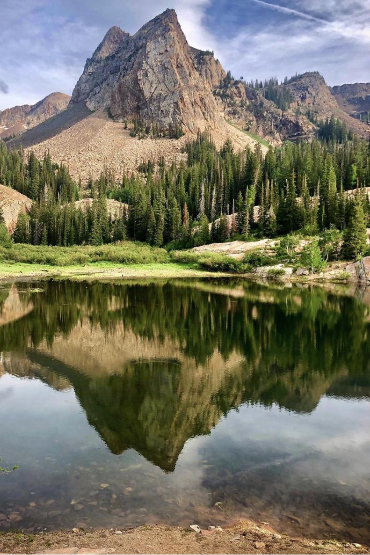 17 Best Hikes Near Salt Lake City Utah In 2020 Salt Lake City Hikes Best Hikes Lake Photos