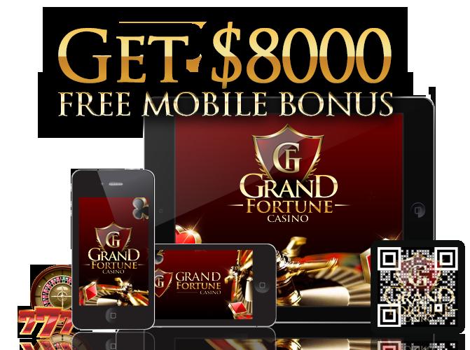 casino mobile bonus