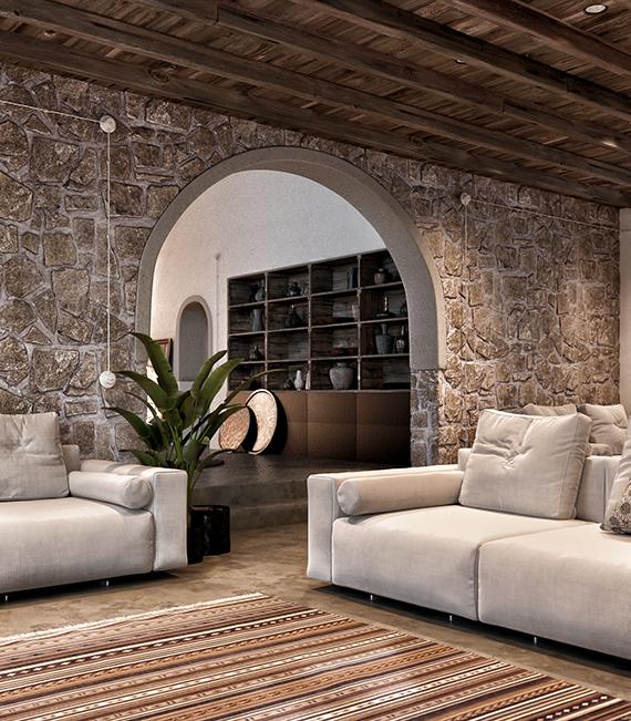 Contemporary Rustic Villa In France Case Rustiche Planimetrie