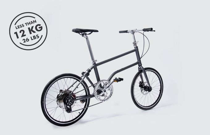 Vello Bike The First Self Charging Folding E Bike By Vello Bike