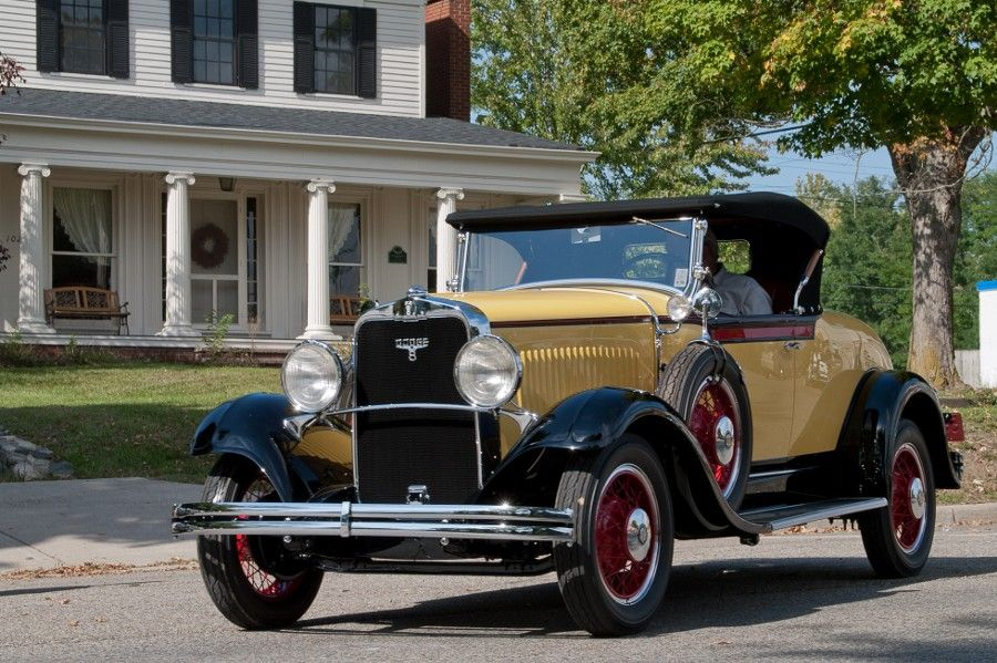 1930 dodge dc roadster by karl racenis classic cars