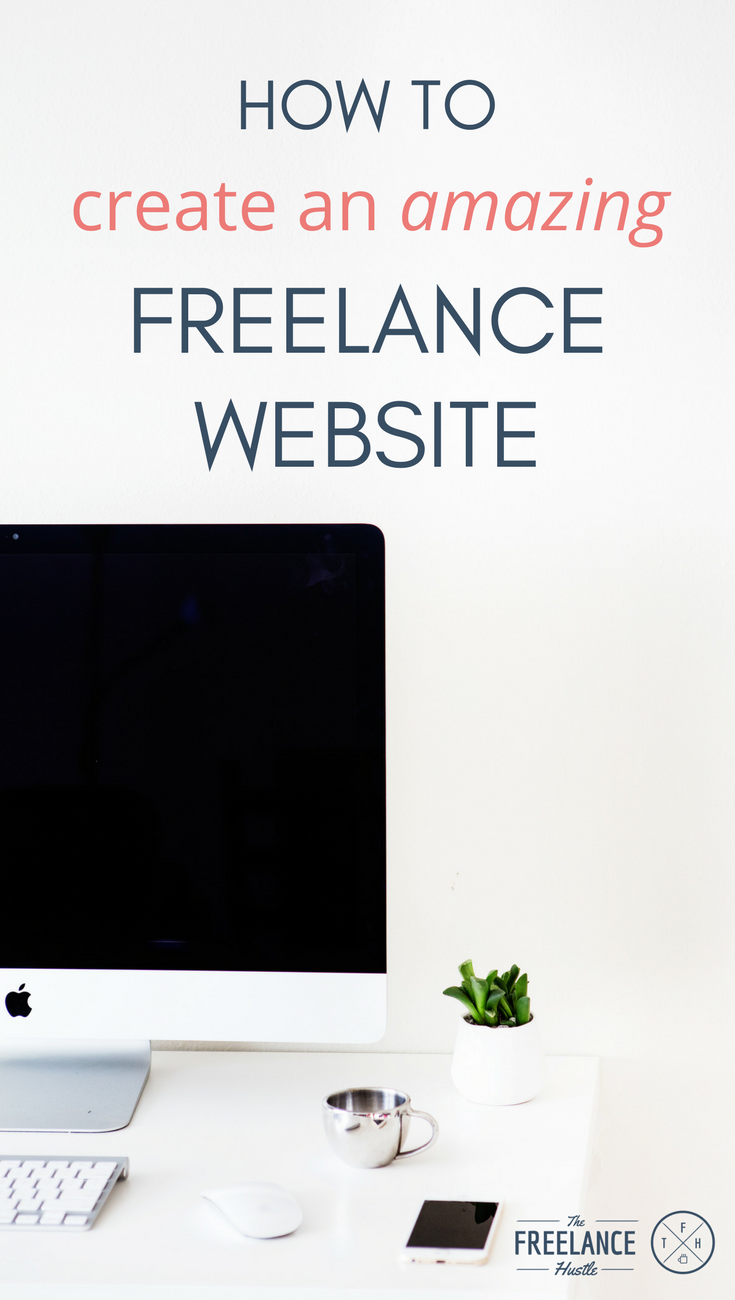 The Complete Guide To Setting Up Your Freelancer Website The Freelance Hustle Freelancer Website Freelance Writing Website Creation