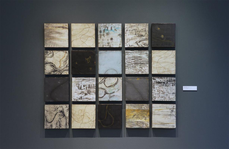 Multi Panel Tracey Adams Art Encaustic Technique Ideas