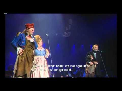 les miserables 25th anniversary cd download