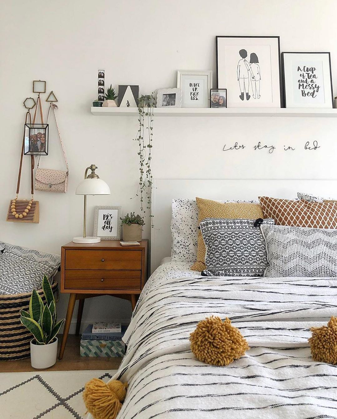 30 IDEAS TO DECOR YOUR BED ROOM IN 2019 WINTER YOU CAN COPY