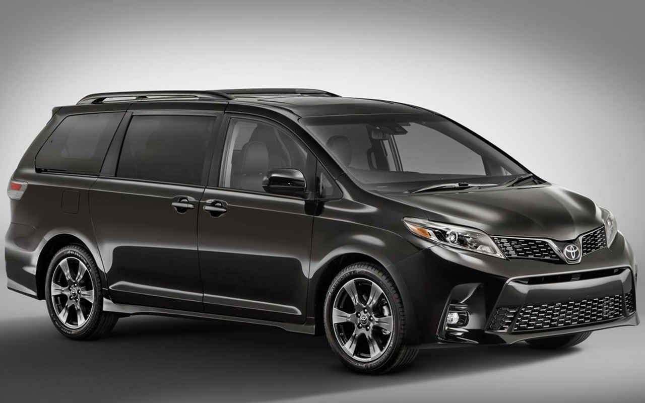 2019 Toyota Sienna Redesign Specs and Release Date
