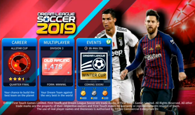 Dls 19 New Mod V6 02 Fun To Be One Game Download Free Soccer Games