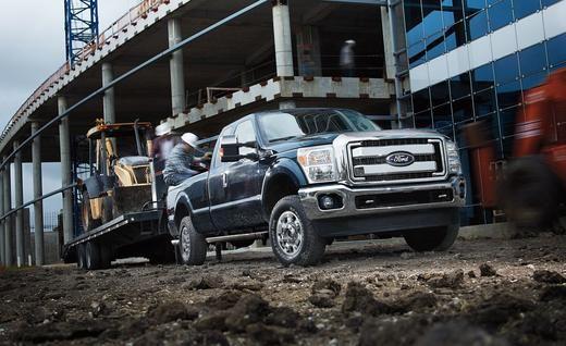 2014 Ford F 250 Super Duty Trucks Ford F Series Ford News