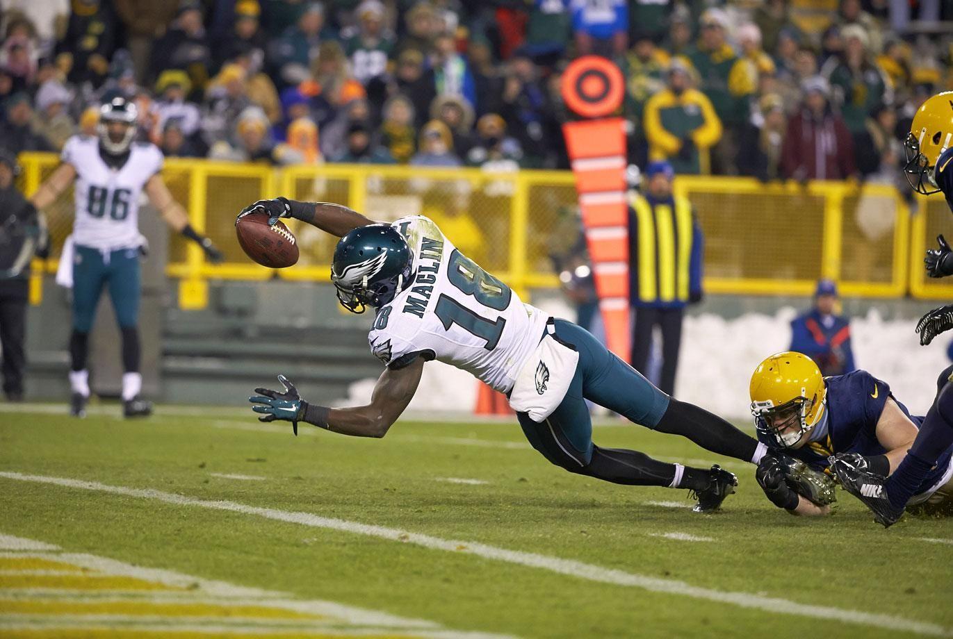Jeremy Maclin, Philadelphia Eagles Fantasy football