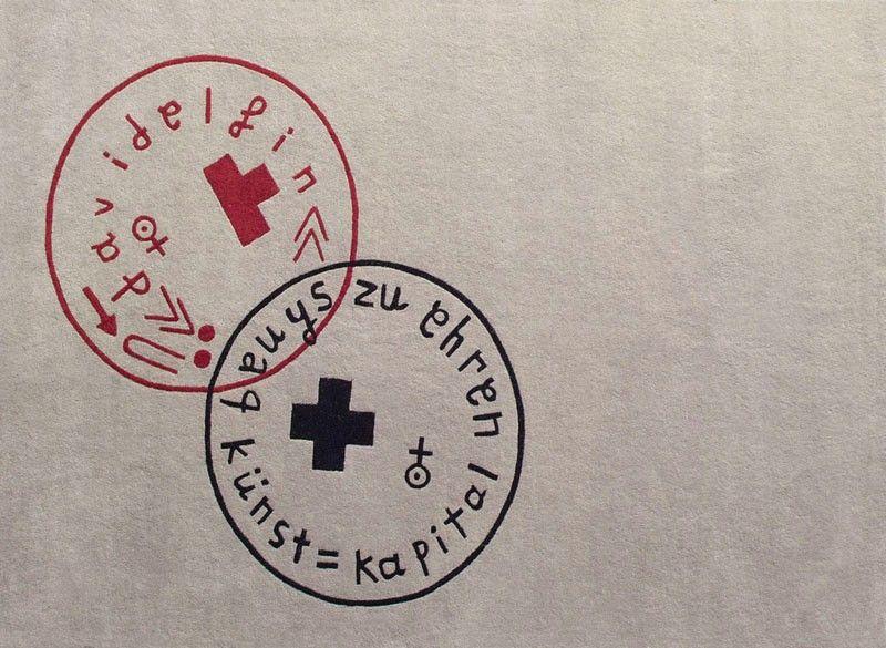Davidelfin Beige Stamp | Alfombra beige, Disenos de unas