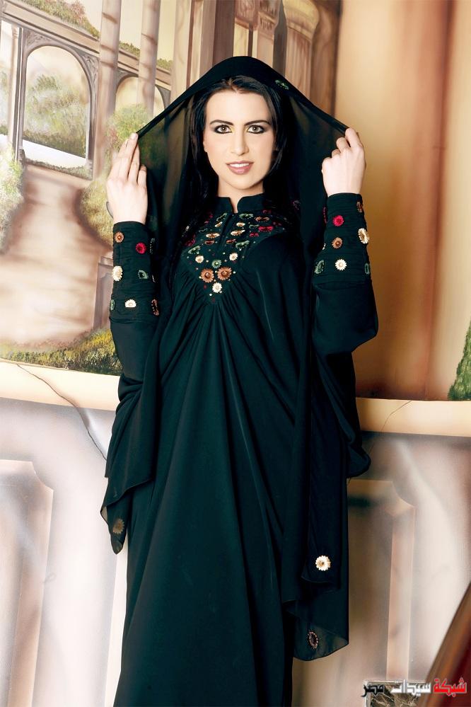 موديلات عبايات خليجية جديدة 2014 عبايات كشخة 2014 عبايات مطرزة روعة 2014 Fashion Clothes Women