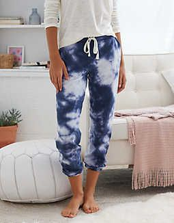 bd78ae138ece Lounge around in our Navy Tie Dye Jogger
