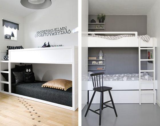 Habitaciones infantiles de ensue o litera habitaci n - Habitaciones de ensueno ...