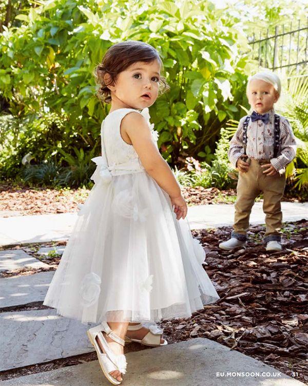 Abiti da cerimonia bambina accessorize