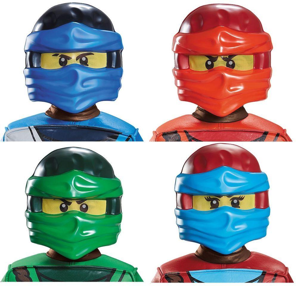 maske lego ninjago kinderkost m kinder kost m kai jay. Black Bedroom Furniture Sets. Home Design Ideas