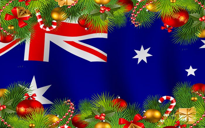 Christmas In Australia Most People Decorate Their Homes With