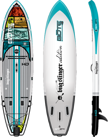 Bote Hd Aero Inflatable Stand Up Paddle Board With Paddle 11 6 Paddle Boarding Paddle How To Do Yoga