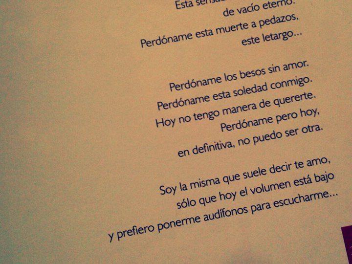 Fragmento Poema Oscuro By Irma Cristina Cardona Te Amo