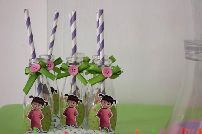 Monsters Inc Birthday Party Planning Ideas Supplies Decorations Cake